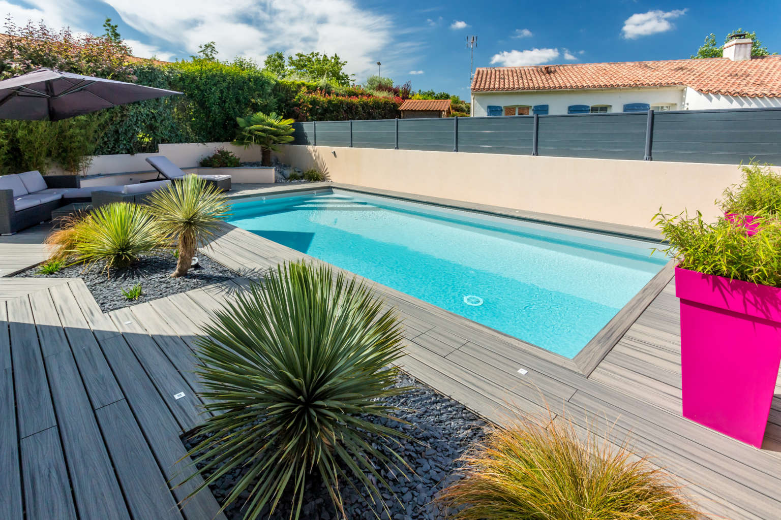 Imersion piscines Vendée