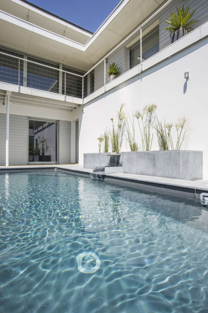 piscine haut de gamme béton Imersion